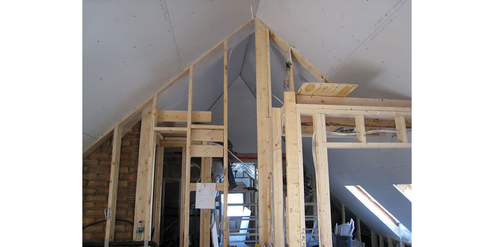 Kal Construction and Design Attic Conversion