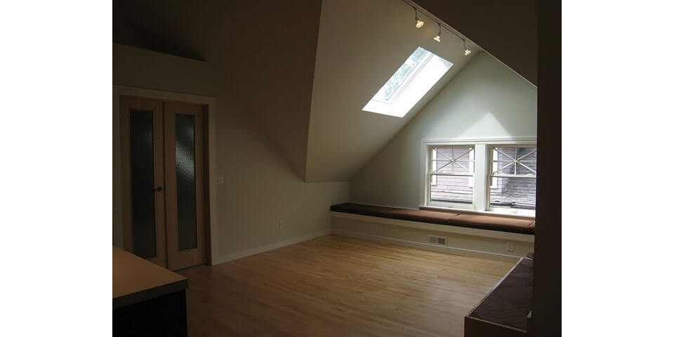 Attic Conversion St Paul
