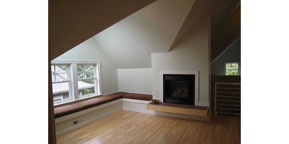 Twin Cities Remodel w/ fireplace