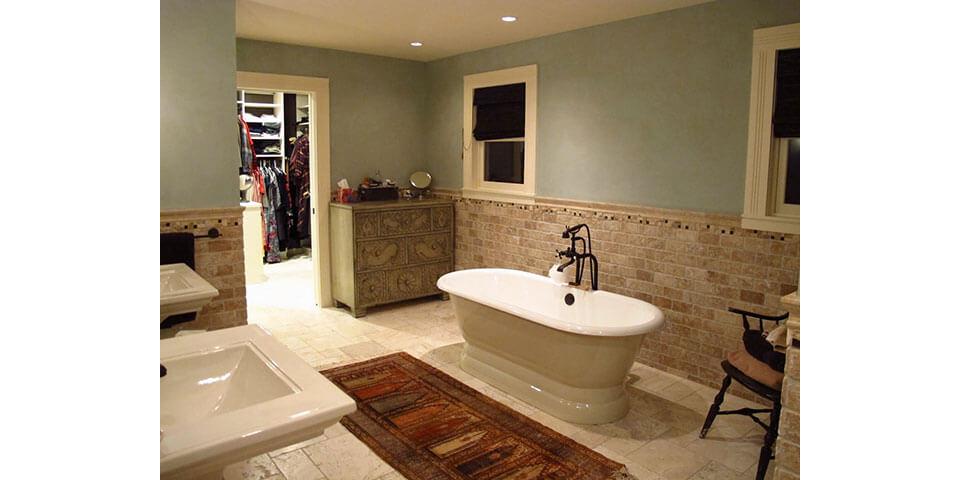 Trendy Bathroom Design Minneapolis