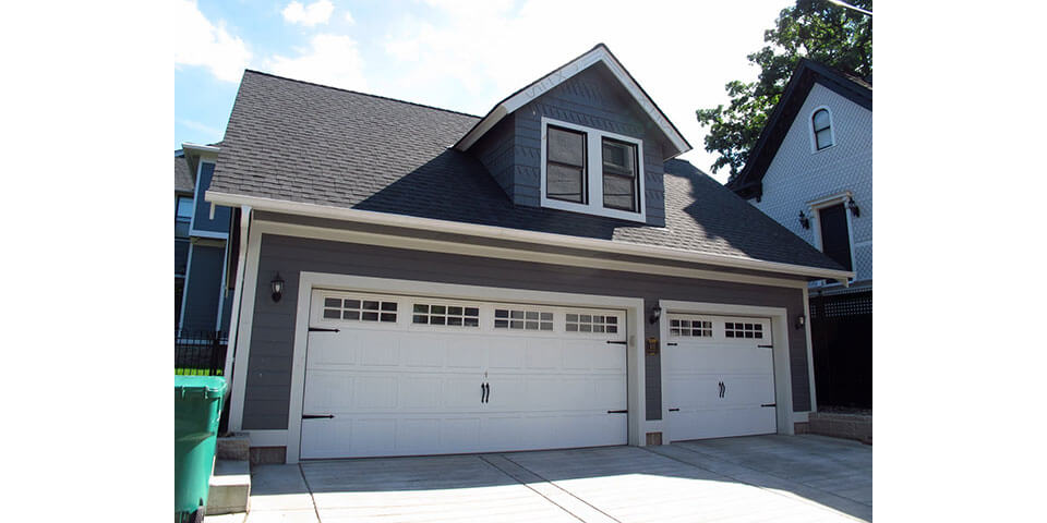 Garage Addition Twin Cities
